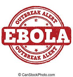 Ebola sello