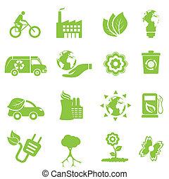 Ecología y íconos ambientales