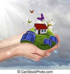 Ecología y energía segura