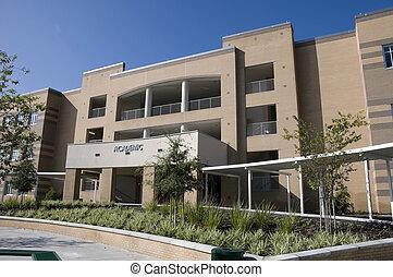 Edificio académico en Florida