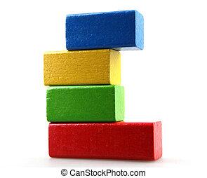 Edificio de bloques