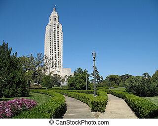 Edificio de capital de Luisiana