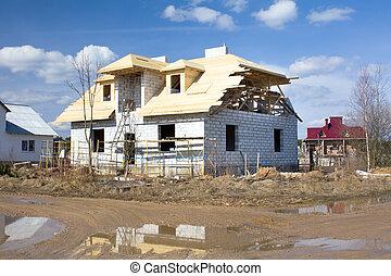 Edificio de casa