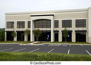 Edificio de oficinas comerciales