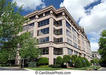 Edificio de oficinas corporativas