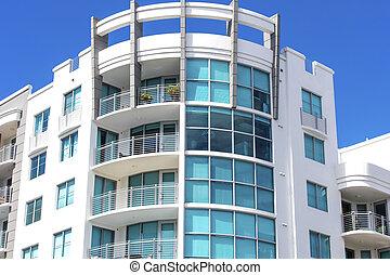 Edificio de oficinas en Miami Beach, Florida