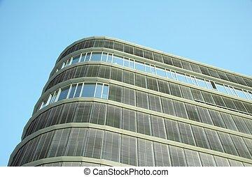 Edificio de oficinas modernas 02