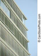 Edificio de oficinas modernas 03