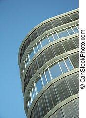 Edificio de oficinas modernos