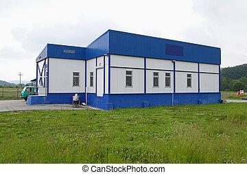 Edificio del Almacén