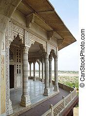 Edificio en Agra
