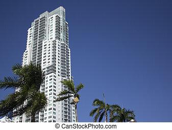 Edificio en Miami Florida