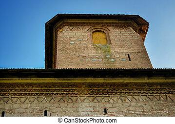 Edificio exterior de una iglesia antigua