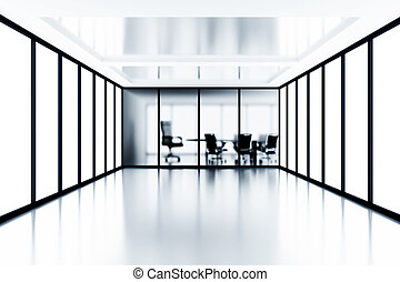 edificio, habitación, oficina, windows, moderno, vidrio, reunión