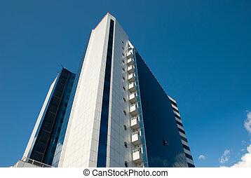 Edificio urbano moderno