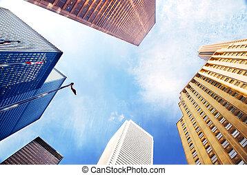 Edificios corporativas