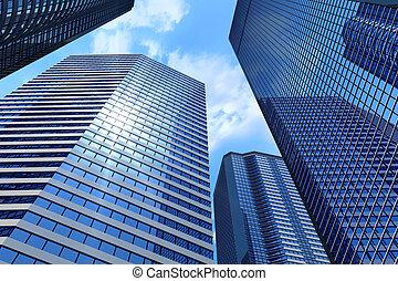 Edificios de negocios