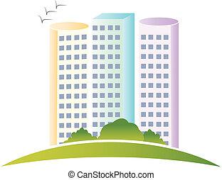 Edificios inmobiliarios