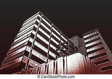 Edificios urbanos