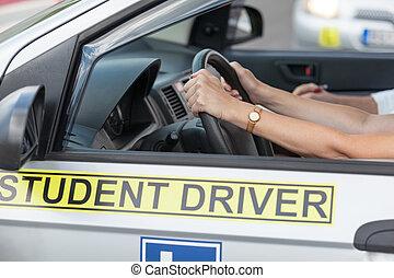 Educación de conducción
