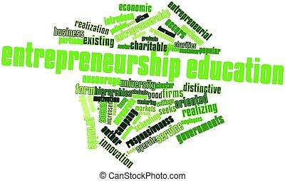 educación, entrepreneurship