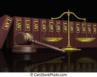 educación, legal