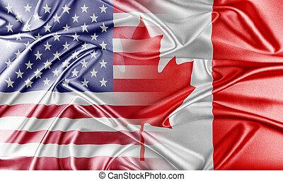 EE.UU. y Canadá.