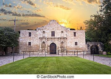 El Álamo, San Antonio, TX