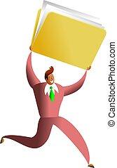 El éxito del Folder