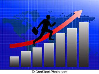 El éxito en los negocios