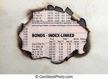 El índice de bonos
