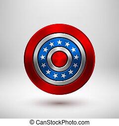 El 4 de julio insignia de la independencia