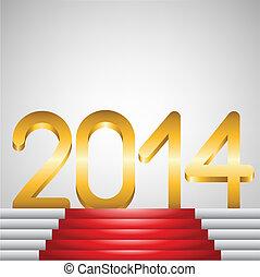 El año 2014