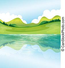 El agua y los recursos terrestres