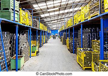 El almacén de la industria