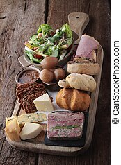 El almuerzo de Ploughman