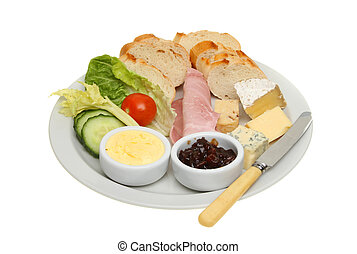 El almuerzo de Plougmans