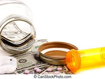 El alto costo de la salud