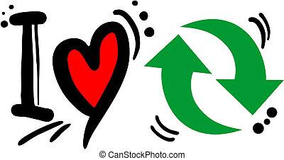 El amor recicla