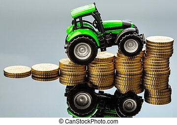 El aumento de costos en agricultura