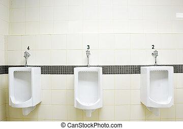El baño público