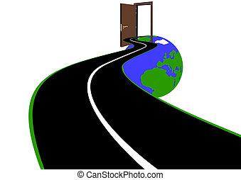 El camino a la paz