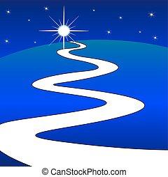 El camino a las estrellas