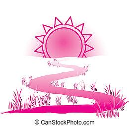 El camino al sol