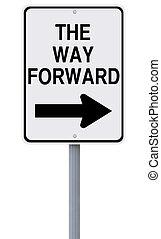 El camino hacia adelante