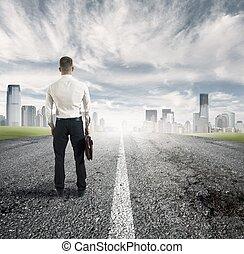 El camino para el futuro
