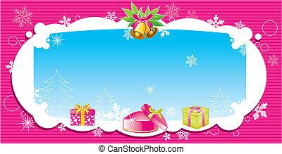 El cartel de Navidad