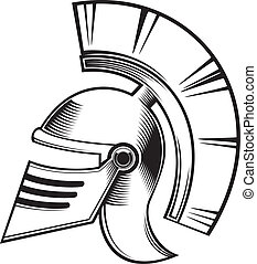 El casco Hoplite