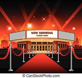 El cine rojo de Hollywood