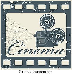 El cine Stamp